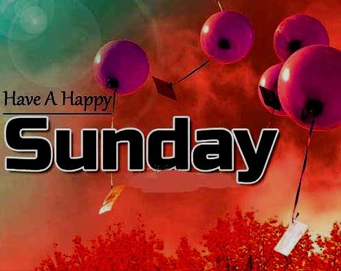 Happy Sunday Morning