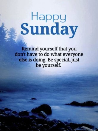 good morning sunday blessing