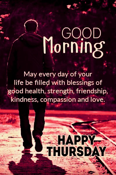 good morning thursday life quotes