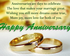 71 Awesome Happy Wedding Anniversary Wishes Greetings Messages Images SMS-Parents Sister Wife Husband wedding-aniverssary-wishes-quotes-images-pictures