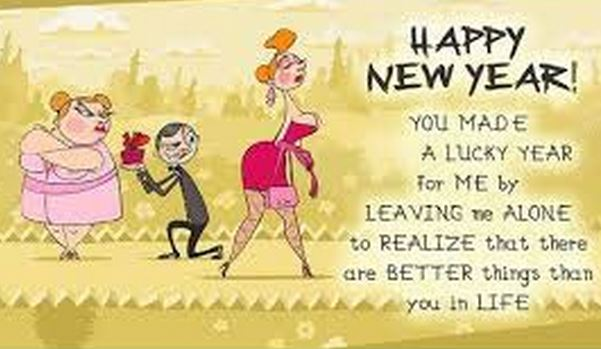 Very Funny New Year 2015 Messages Status SMS for Friends ...