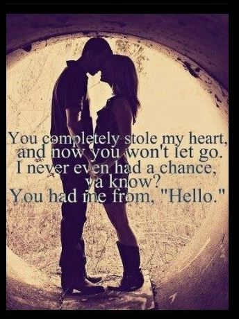 Valentines day quotes for him her girlfriend boyfriend for Sweet valentine day quotes for her