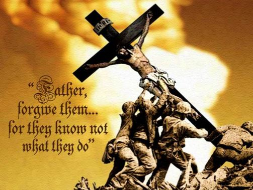 Quotes on Good Friday From JESUS CHRIST