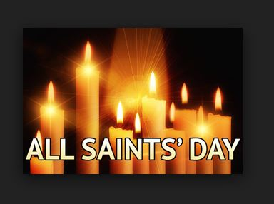 all saints day images