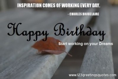 Birthday Motivational Quotes & Wishes