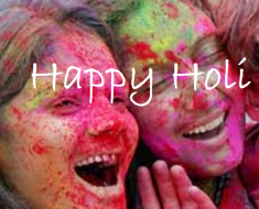 Whatsapp Facebook Hike Messages for Holi - {Happy Holi }