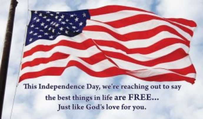 Happy Independence Day USA cards