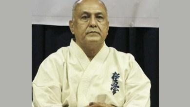 World Karate Council MKyokishin: Founder Shihan Shivaji Ganguly