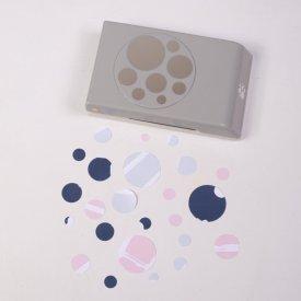 Confetti figuurpons