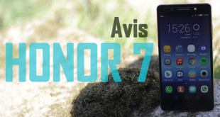 avis du honor 7