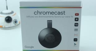 avis de la google chromecast V2