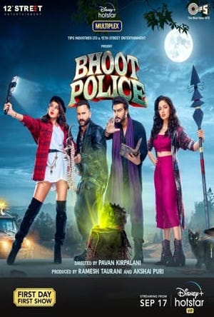 Bhoot police Full Movie Download Free 2021 HD