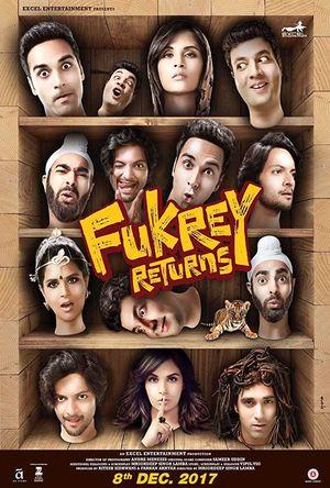 Fukrey Returns Full Movie Download Free 2017 HD DVD