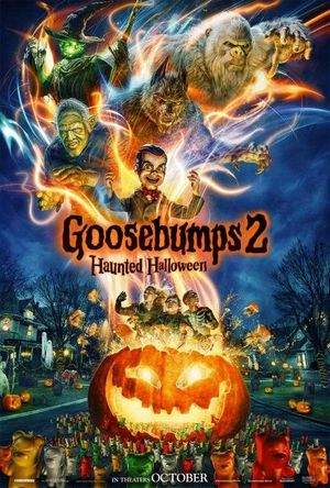 Goosebumps 2 Full Movie Download Free in HD 720p DVD