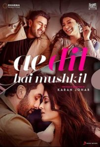 Ae Dil Hai Mushkil Full Movie Download Free 2016 HD