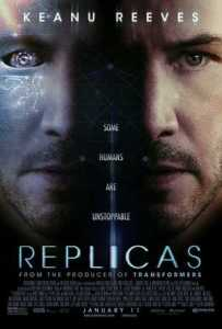 Replicas Full Movie Download free 2019 720p HD DVD
