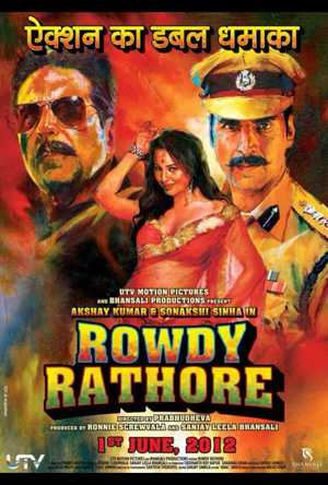 Rowdy Rathore Full Movie Download Free 2012 HD DVD