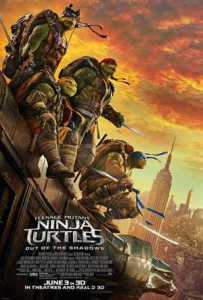 Teenage Mutant Ninja Turtles 2 Full Movie Download 2016 Dual Audio HD