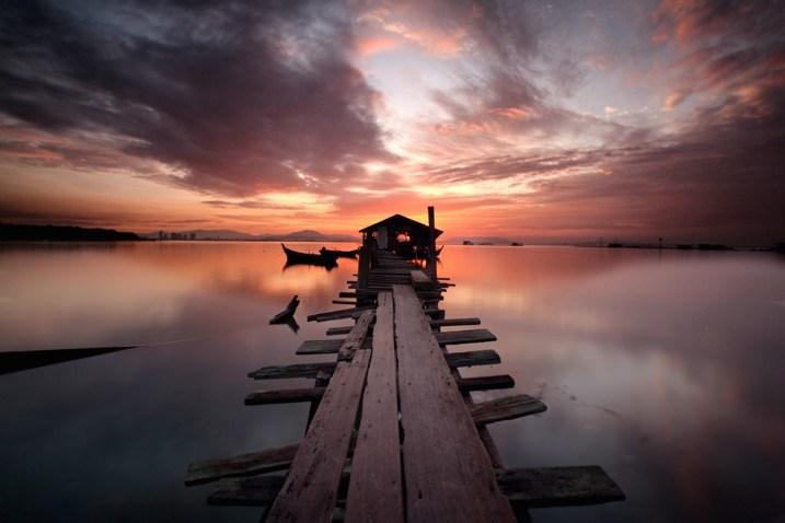 sunrise angle