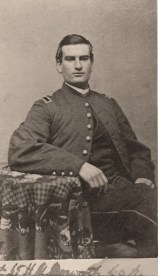 Lt. Harvey Bosworth, Co. A