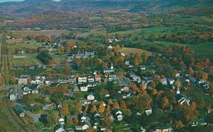 Aerial view of Salem NY