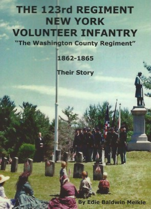 123rd Regiment book, 2015