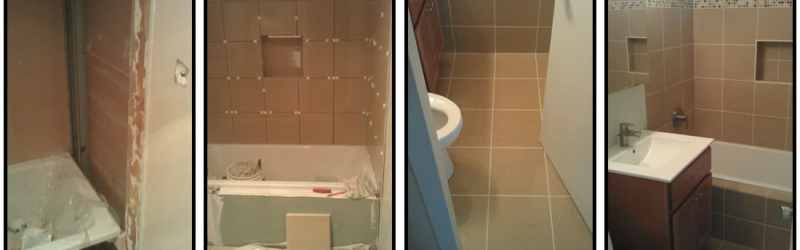 Bathroom Remodeling - Low Range $8,000 to $15,000