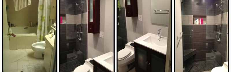 Bathroom Remodeling - Mid Range $15,000 to $25,000