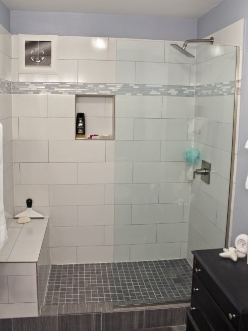 chicago bathroom remodel