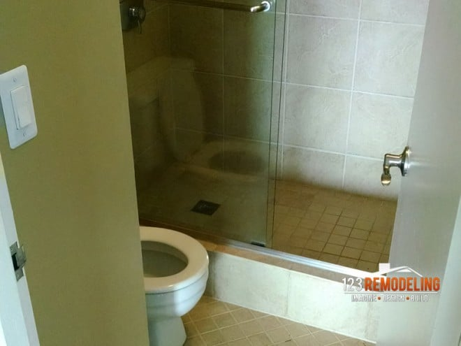 chicago bathroom remodel lincoln park