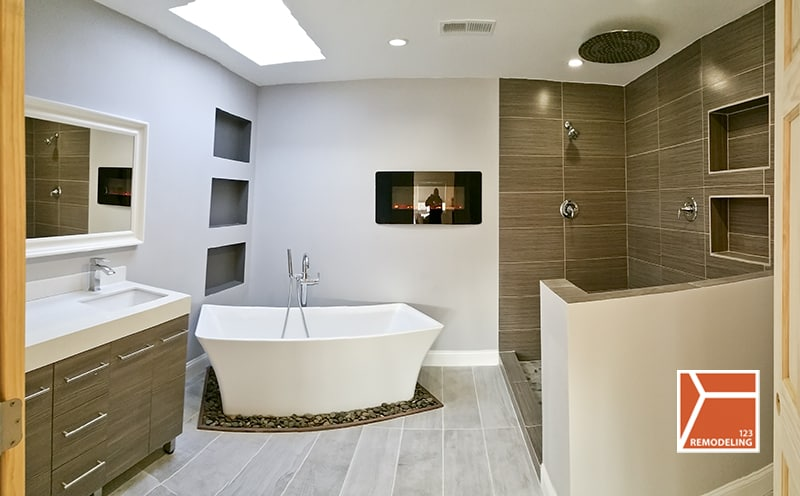skokie bathroom renovation
