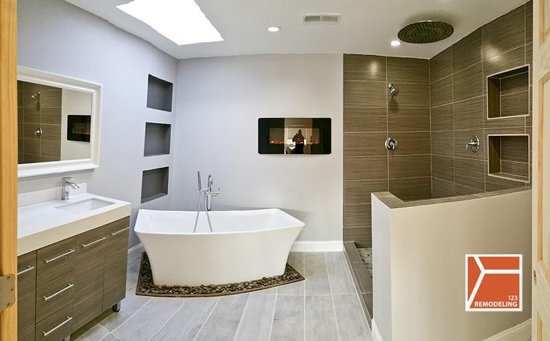 skokie bathroom renovation