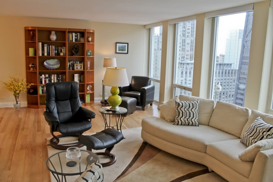 magnificent mile condo remodel