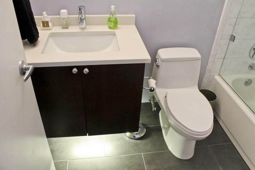 magnificent mile condo remodel 33 delaware bathroom