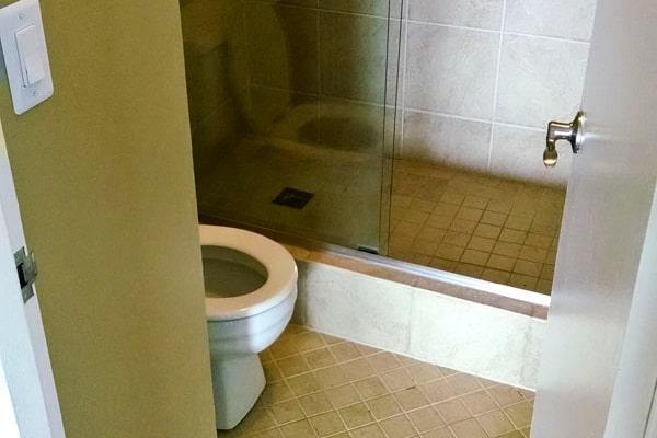 2020 n lincoln bathroom before