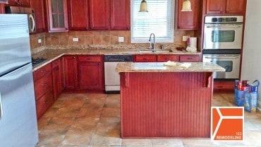 Complete Bridgeport Chicago Kitchen Remodel