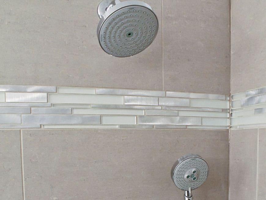 Condo Bathroom Remodel - 1030 N. State St, Chicago, IL (Gold Coast)
