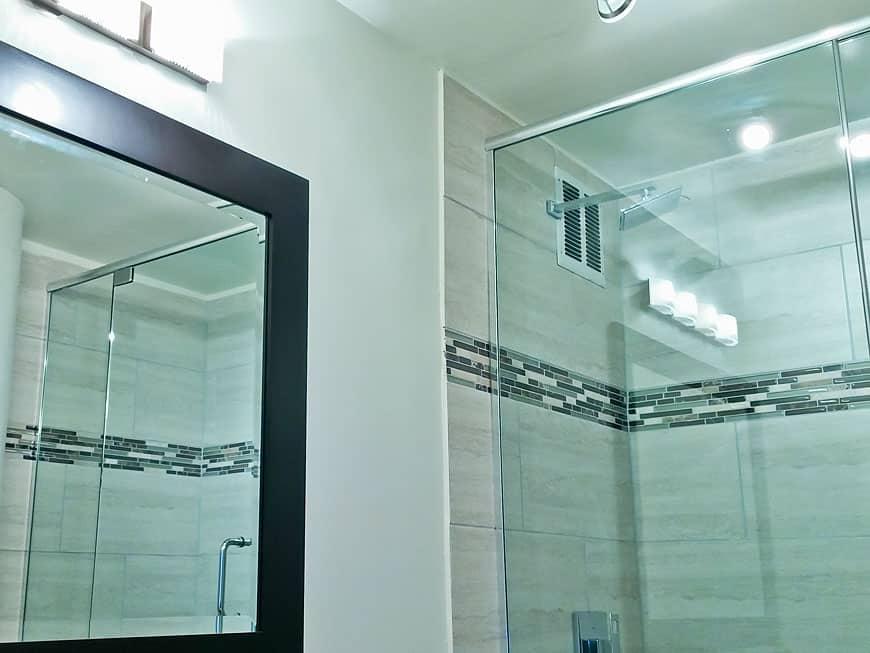 Condo Bathroom Remodel - 155 Harbor Point Drive, Chicago, IL (Magnificent Mile)