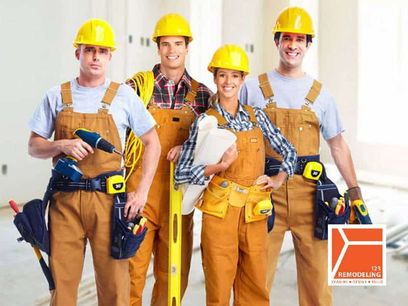 123 Remodeling Team