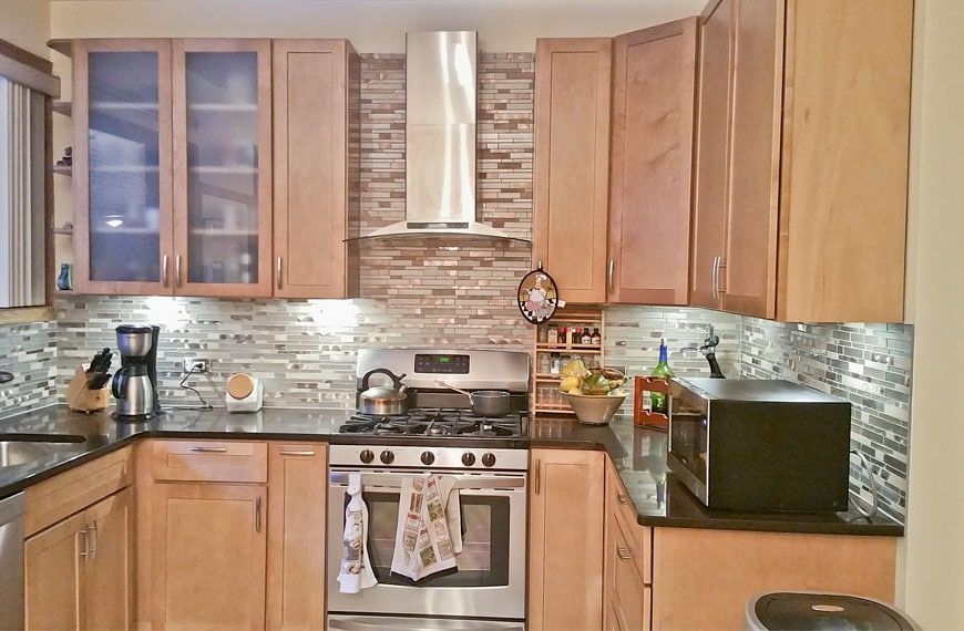 Townhouse Kitchen Remodel - 851 S Racine Ave, Chicago, IL (University Village/Little Italy)