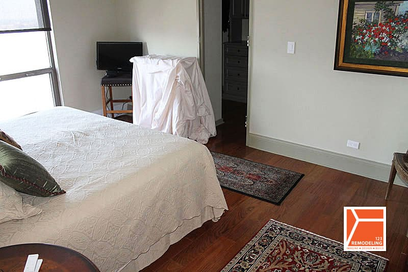 After Condo Bedroom Remodel - 1310 N Ritchie Court, Chicago, IL (Gold Coast)