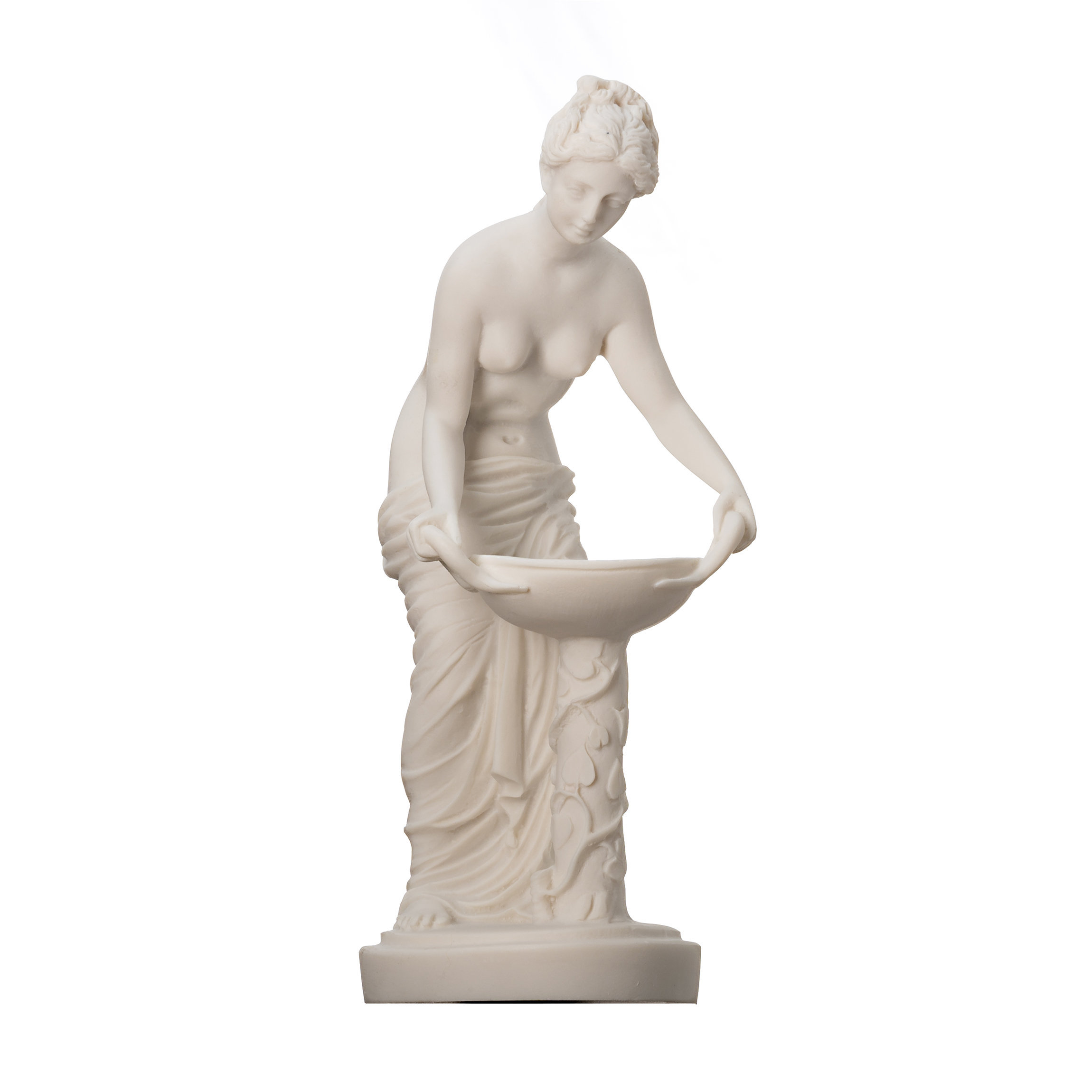 """Hestia Statue Ancient Greek Goddess Of The family And The State 9.8"""""""