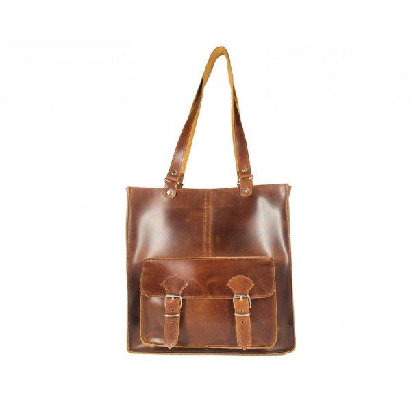 Leather Shoulder Bag Handmade Design Natural Tan Beige Brown Black Cross Body Satchel Vintage Saddle Handbag Purse Large Tote