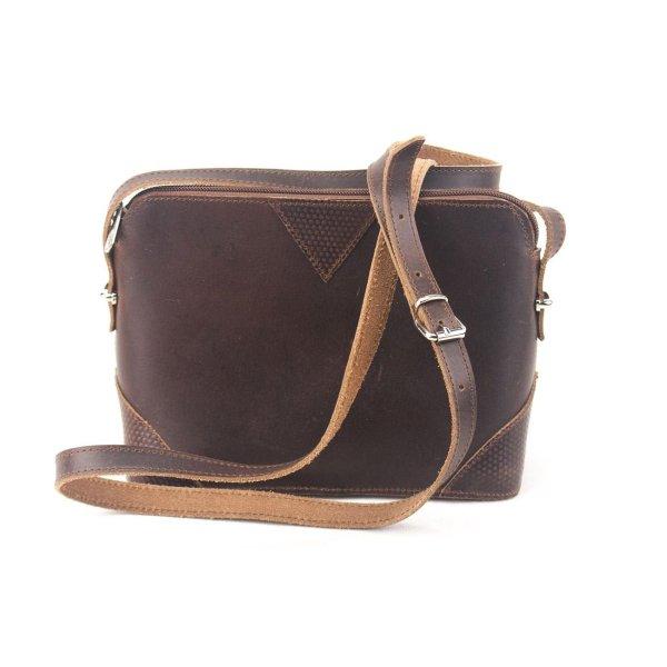Leather Shoulder Bag Handmade Design Natural Tan Beige Brown Black Cross Body Satchel Vintage Saddle Handbag Purse