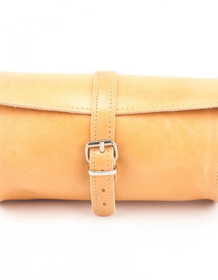 Leather Barrel Shoulder Bag Natural Tan Beige Vintage Brown Black Handmade Cross Body Saddle Vintage Handbag Purse