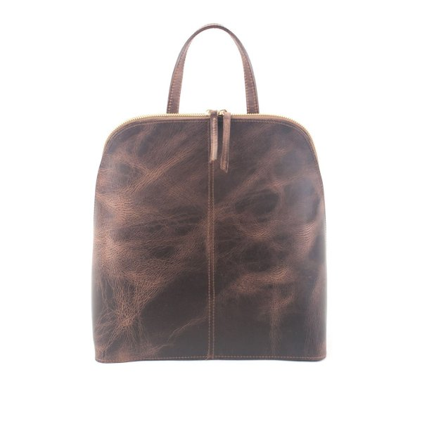Vintage Leather Backpack Satchel Rucksack Knapsack Travel bag Messenger Bag Men Women Brown Black Beige handbag Briefcase Zipper
