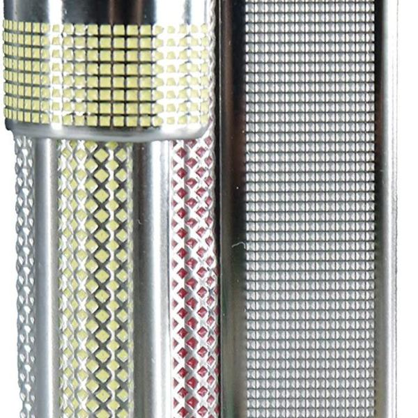 Vintage IMCO Lighter Triplex Super 6700 Made in Austria Red Yellow Silver Blue New Old Stock