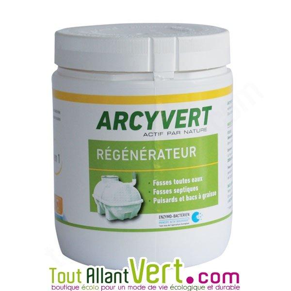 Arcy Vert Regenerateur Fosse Septique Toutes Eaux Puisard Et Bac Graisse