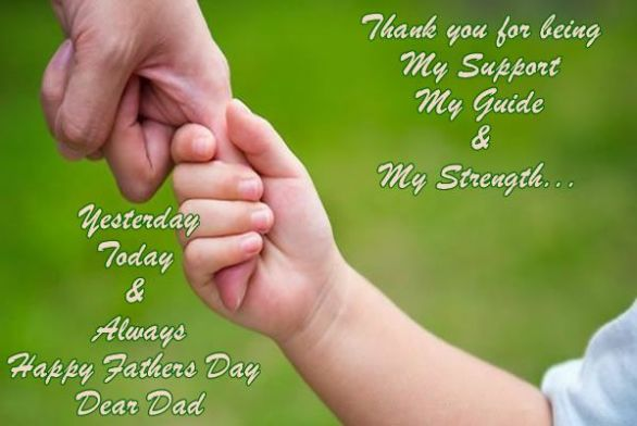 Fathers Day Greetings 2019