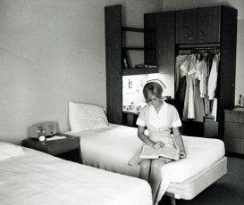 #TBT Nursing Dorm